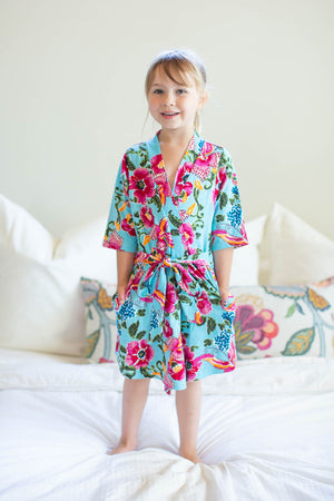 Isabelle Big Sister Girls Robe