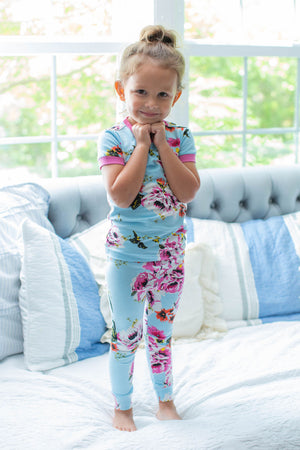 Isla Girls Pajama Set