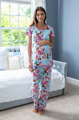Isla Maternity Nursing Pajamas
