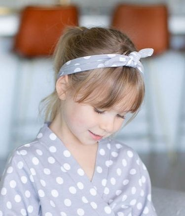 Lisa Adjustable Girls Headband