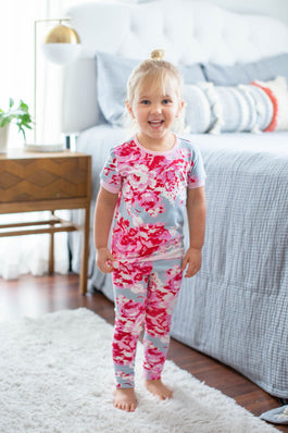 Mae Girls Pajama Set
