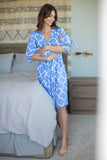 Marin Delivery Robe & Swaddle Blanket Set