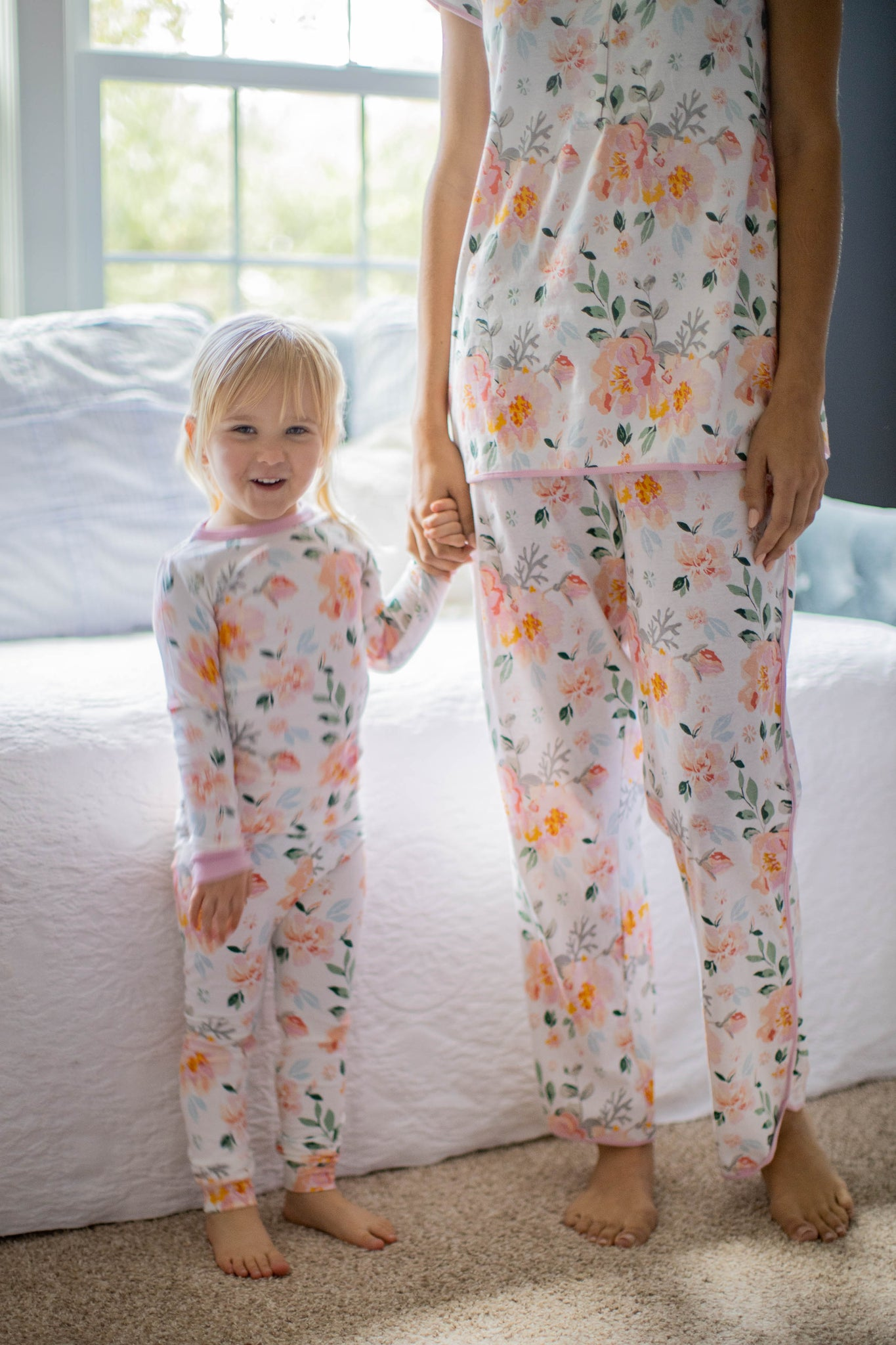 Mila Girls Pajama Lounge Set