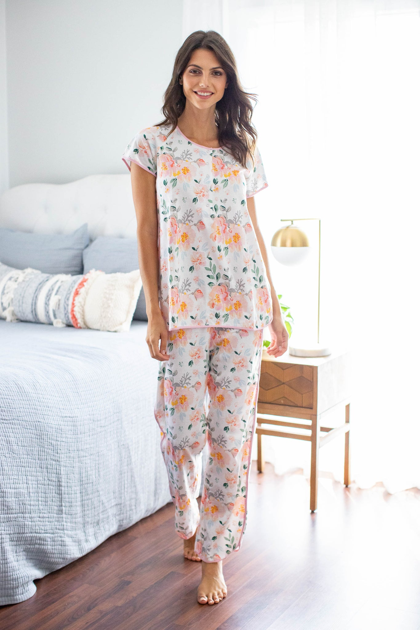 Mila Maternity Nursing Pajamas