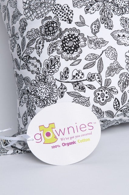 Ella 100% Organic Cotton Pillowcase