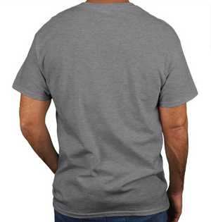 Mila Dad Grey T-shirt