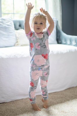 Sophie Girls Pajama Set