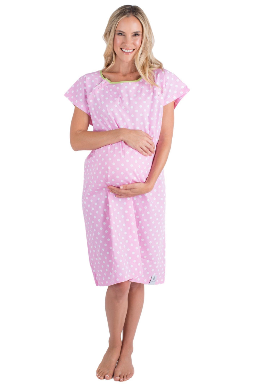 0f332f5468b Molly Gownie Maternity Delivery Labor Hospital Birthing Gown – Baby ...