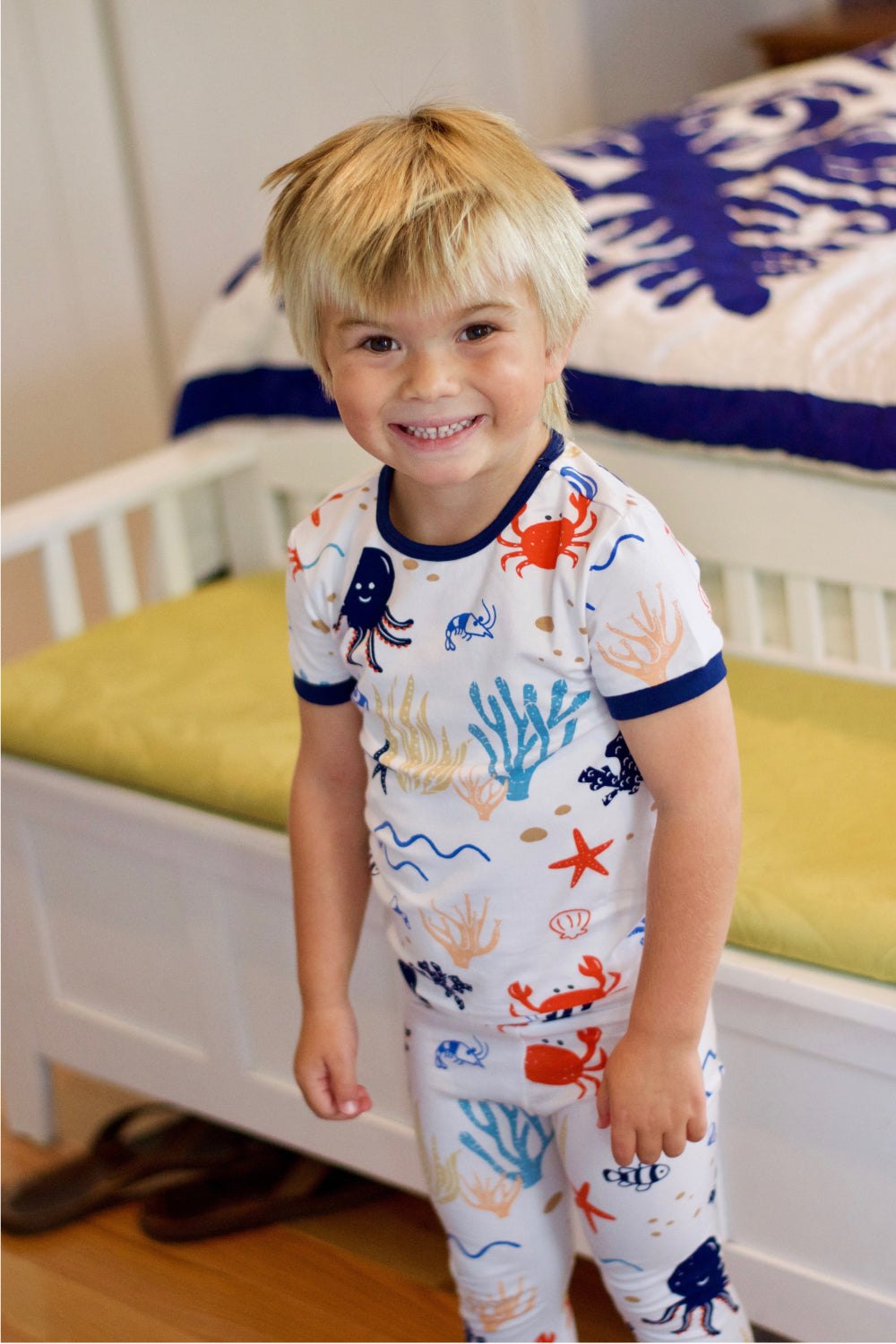 Under The Sea Boys Pajamas