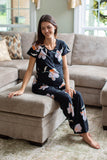 Willow Maternity Nursing Pajama Set