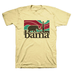 Bama Retro Park Comfort Colors