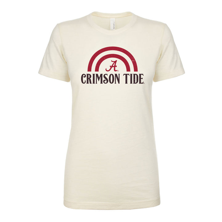 Crimson Tide Rainbow Women's Tee