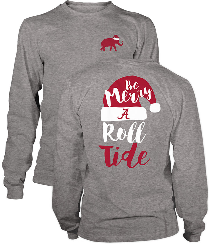 Be Merry & Roll Tide