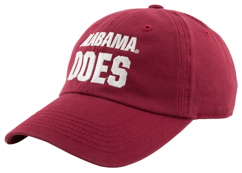 Alabama Does Crimson Cap