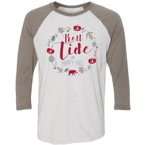 Happy Fall Raglan