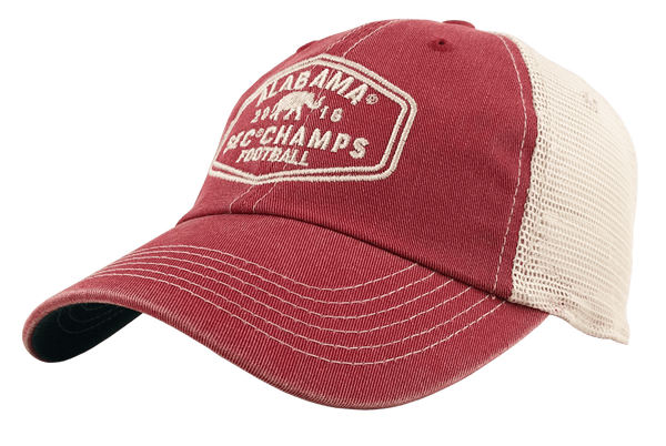 Alabama sec champs 2016 trucker cap the crimson locker Alabama sec championship shirt