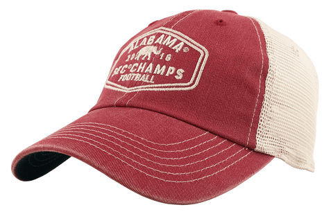 Alabama SEC Champs 2016 Trucker Cap