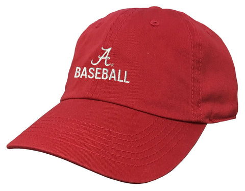 Alabama Baseball Crimson Cap