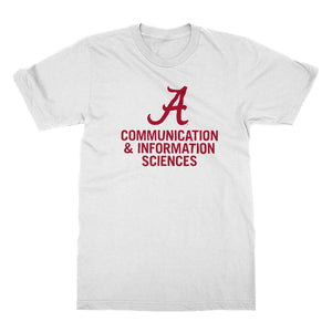 Alabama Communication & Information Sciences T-shirt