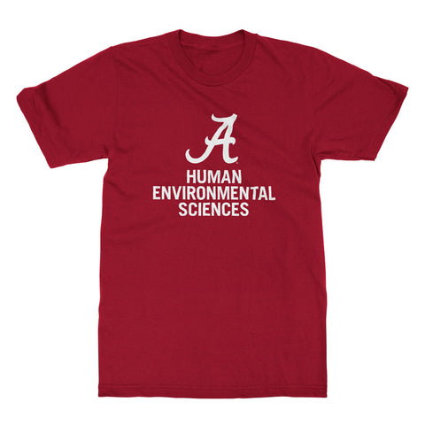 Alabama Human Environmental Sciences T-shirt