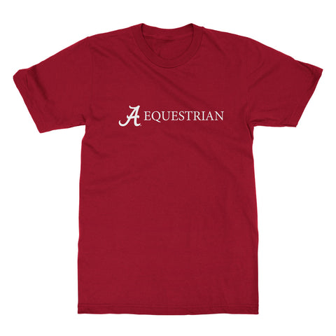 Alabama Equestrian T-shirt