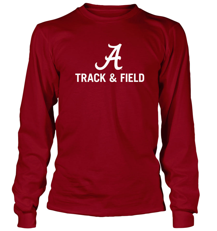 Alabama Track & Field T-shirt