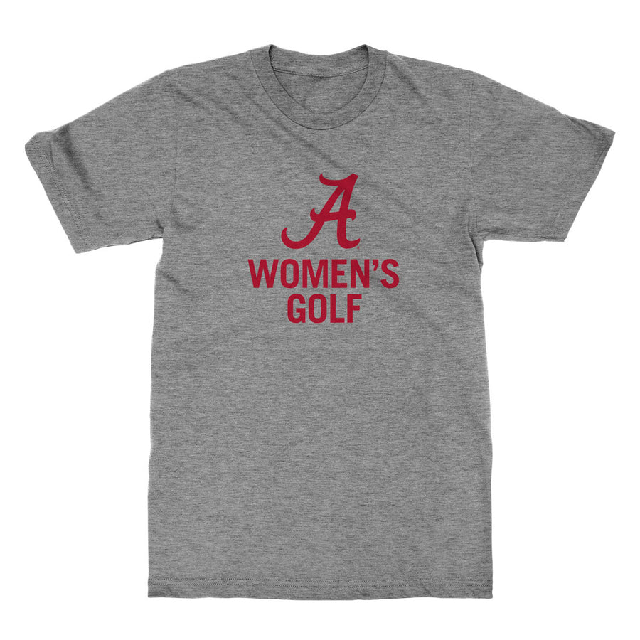 Alabama Women's Golf T-shirt
