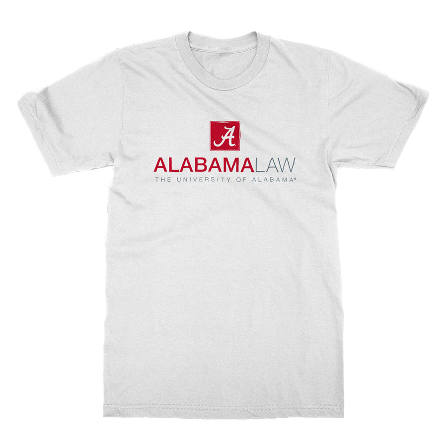School of Law Logo Stacked T-Shirt