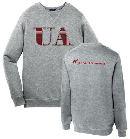 UA We Are Crimson Sweatshirt