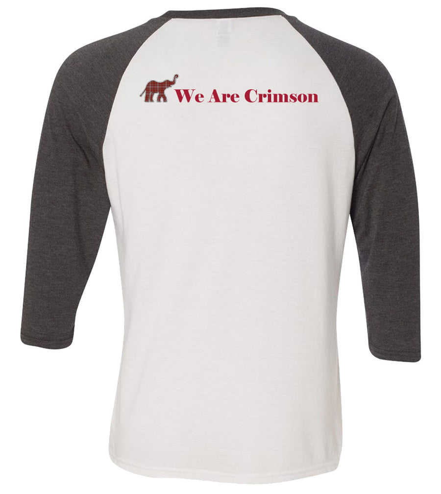 CHESter We Are Crimson - Raglan