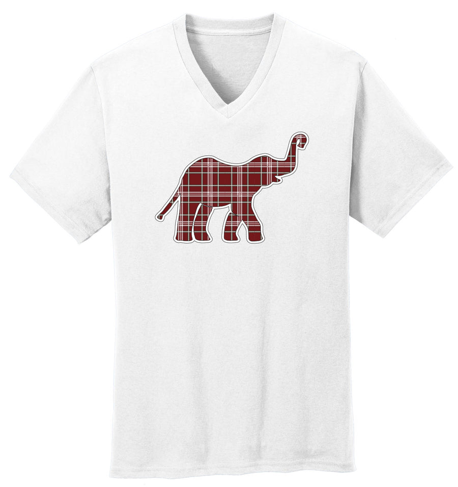 CHESter We Are Crimson V-Neck