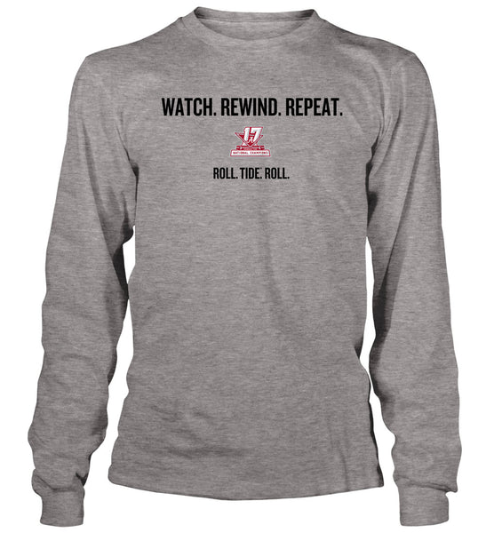NC 2017 Watch Rewind Repeat