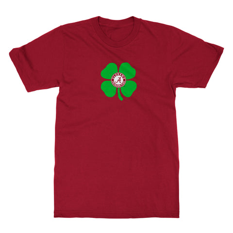 Alabama Shamrock Logo