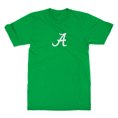 Alabama Logo On Green