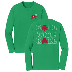 Alabama Battle Cry Shamrock