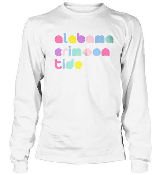 Alabama Pastel Fill