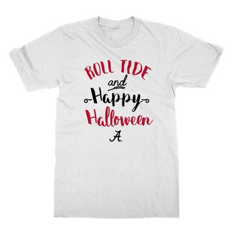 Roll Tide and Happy Halloween