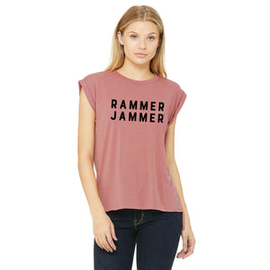 Rammer Jammer Flowy Muscle Tee