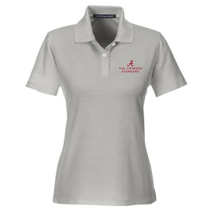 The Crimson Standard Women's Performance Golf Shirt