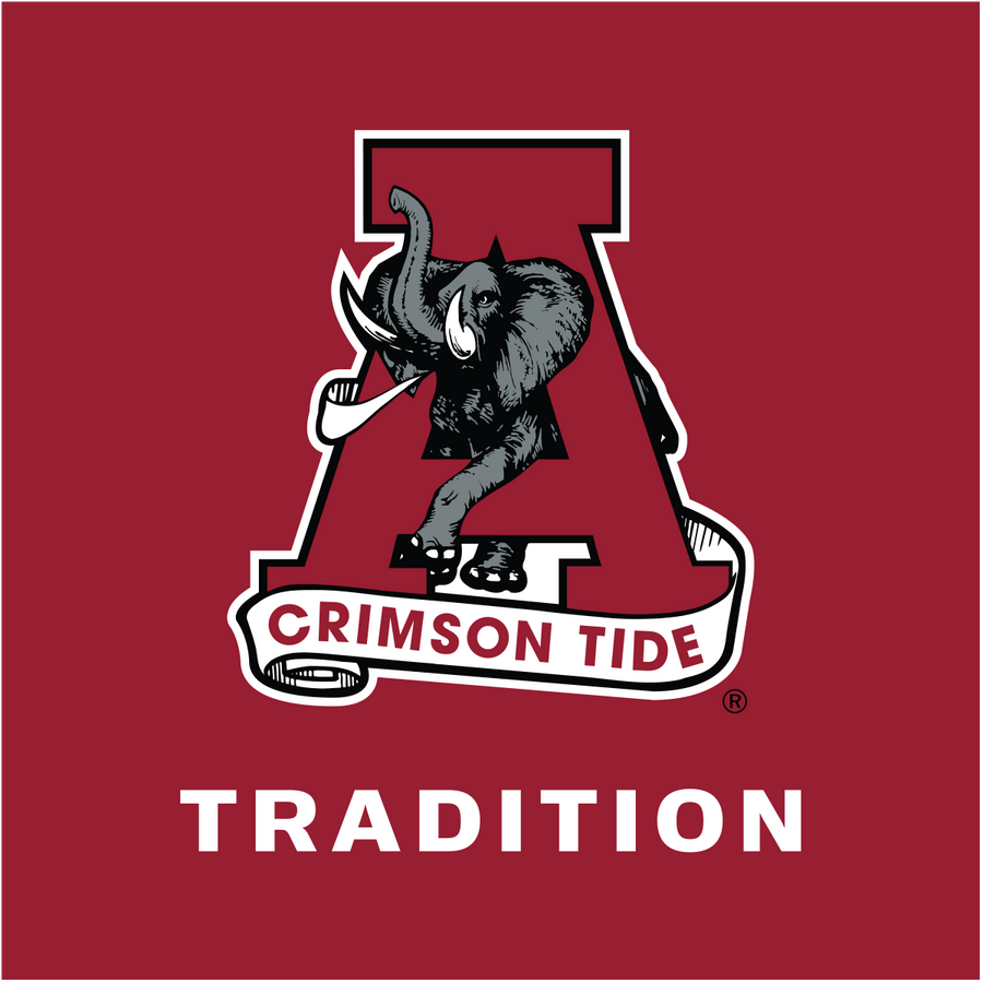 Vintage A Tradition Decal