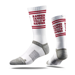 Alabama Rammer Jammer Socks