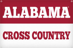 Alabama Cross Country - 2ft x 3ft