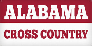 Alabama Cross Country - 3ft x 6ft