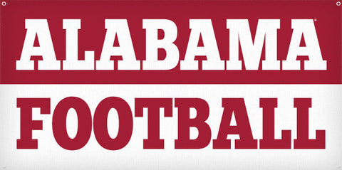 Alabama Football - 3ft x 6ft