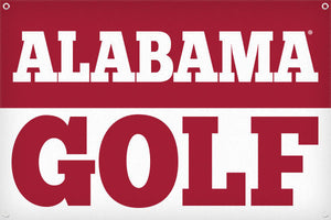 Alabama Golf - 2ft x 3ft