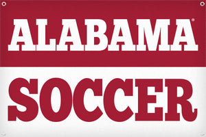 Alabama Soccer - 2ft x 3ft