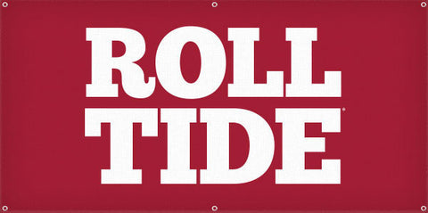 Roll Tide - 3ft x 6ft