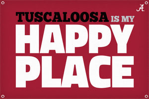 Tuscaloosa is my Happy Place