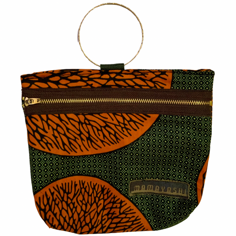EARTH Bangle Clutch