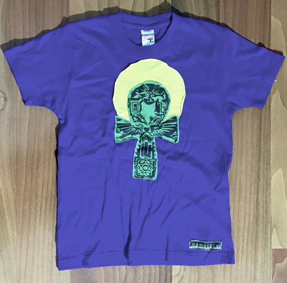 ROYAL PURPLE youth tshirt